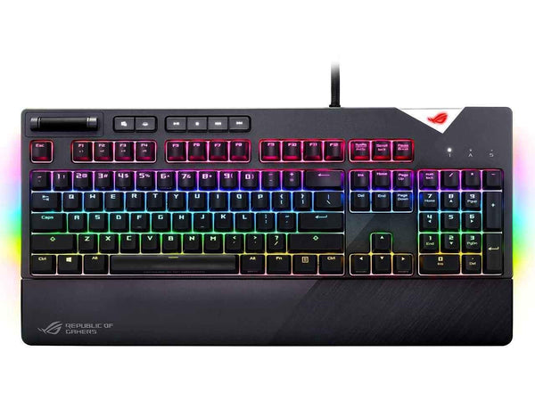 ASUS ROG Strix Flare RGB Mechanical Gaming Keyboard with Aura Sync