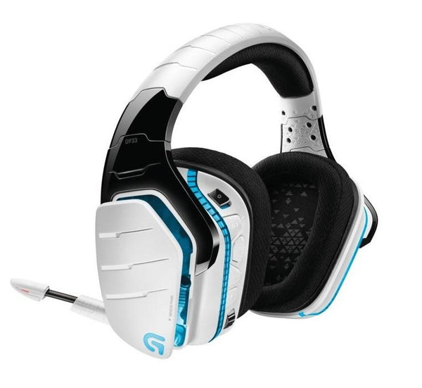 PC - Logitech G933 Artemis Spectrum 7.1 Surround Sound Wireless Gaming Headset