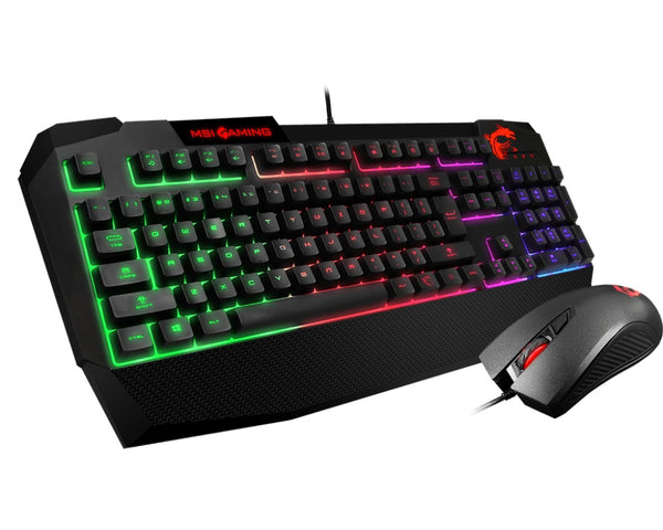 MSI Vigor GK40 Combo Mechanical Gaming Keyboard