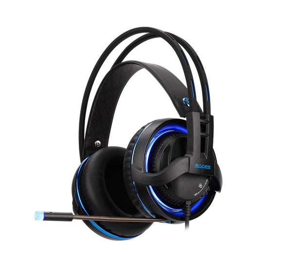 SADES Diablo Gaming Headset Headphones