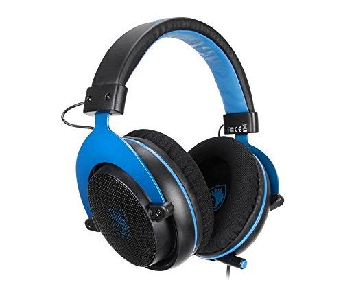 SADES Mpower Gaming Headset Headphones