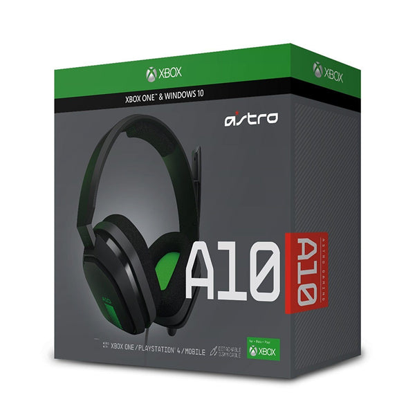 Astro A10 Wired Stereo Gaming Headset