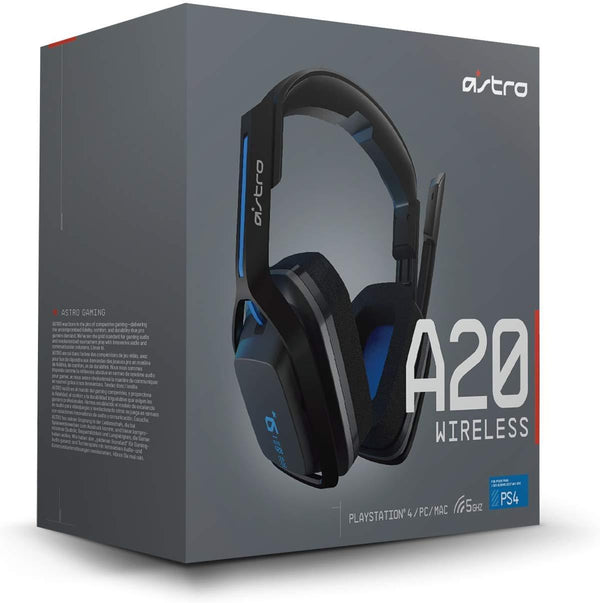Astro A20 Wireless Gaming Headset for PlayStation 4 / PC
