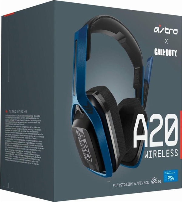 Astro Call of Duty A20 Wireless Gaming Headset for PlayStation 4 / PC