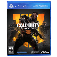 "Call of Duty Black Ops IIII For PlayStation 4  ""Region 1"""