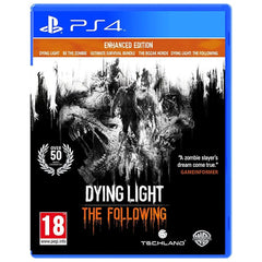 "Dying Light The Following For PlayStation 4 ""Region 2"""