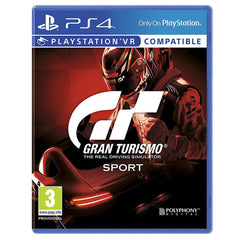 "Gran Turismo Sport For PlayStation 4 ""Region 2"""
