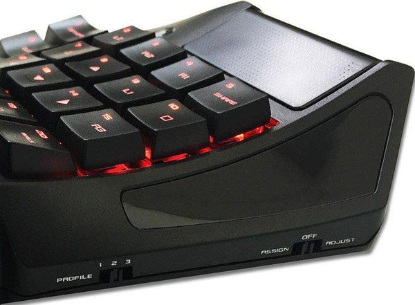 Hori Tactical Assault Commander Pro KeyPad and Mouse Controller for FPS Games For PlayStation 4