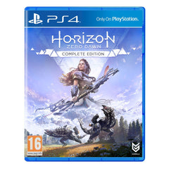 "Horizon Zero Dawn Complete Edition For PS4 ""Region 2"" (Ar)"