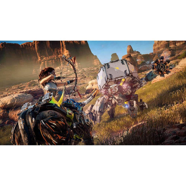 Horizon Zero Dawn - Complete Edition For PlayStation 4 - Region 2 ( Arabic )