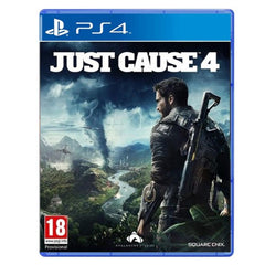 """ Just Cause 4 "" For PlayStation 4  ""Region 2"""