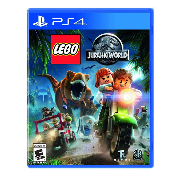 LEGO Jurassic World For PlayStation 4 - Region 1