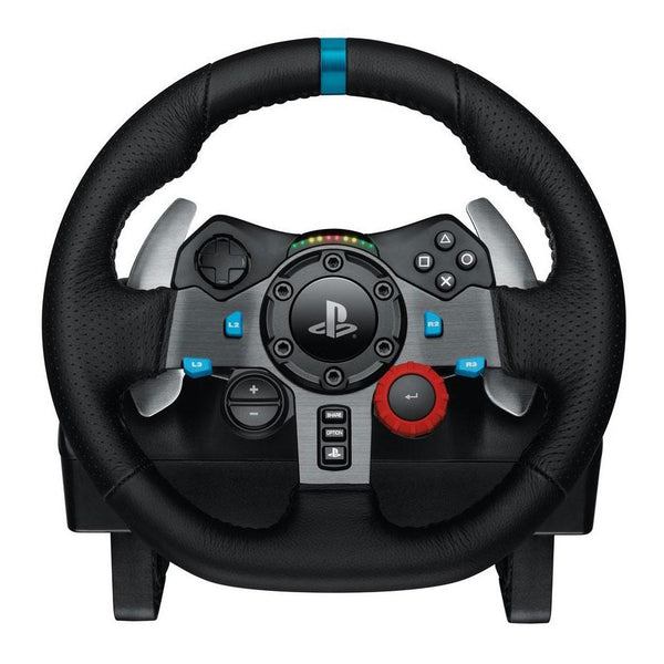 Logitech G29 Driving Force Steering Wheel & Pedal