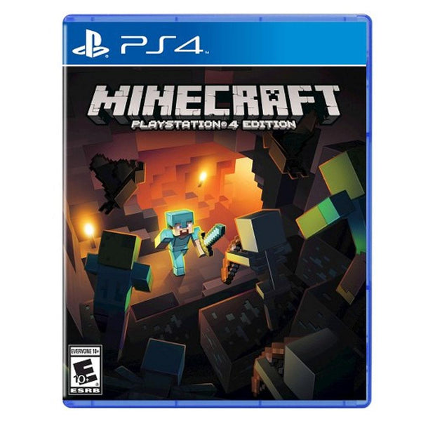 Minecraft For PlayStation 4 - Region 1