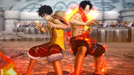 One Piece Burning Blood For PlayStation 4 - Region 1