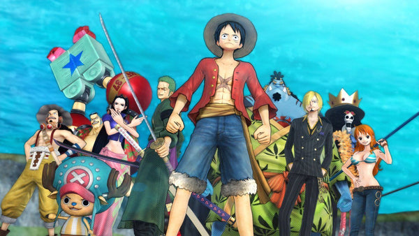 One Piece Pirate Warriors 3 For PlayStation 4 - Region 1