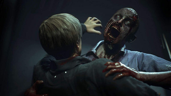 Resident Evil 2 For PlayStation 4 - Region 2