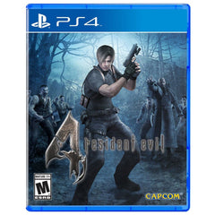 "Resident Evil 4 For PlayStation 4  ""Region 1"""