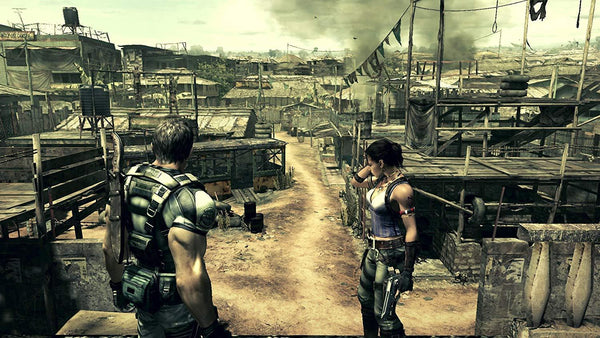Resident Evil 5 For PlayStation 4 - Region 1
