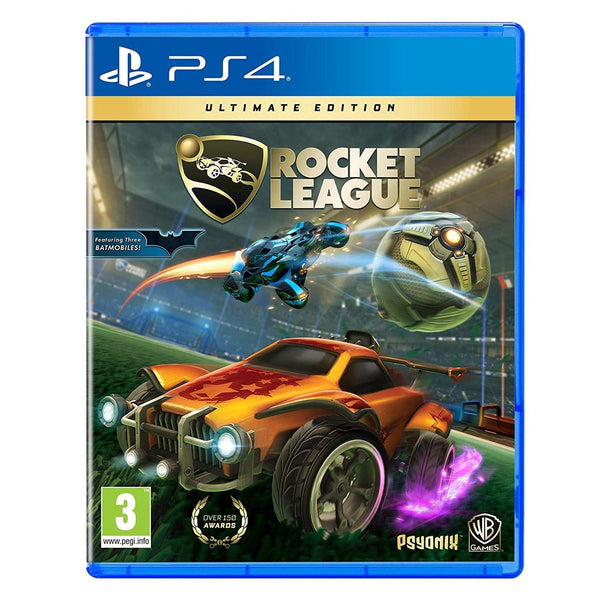 Rocket League For PlayStation 4 - Region 2