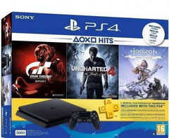 PlayStation 4 Slim 500GB Hit Bundle Console