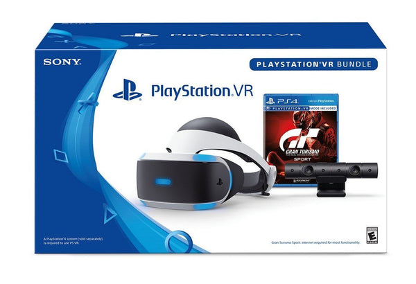 Sony PlayStation VR Gran Turismo Sport Bundle