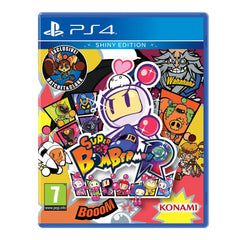 "Super Bomberman R - Shiny Edition For PS4 ""Region 2"""