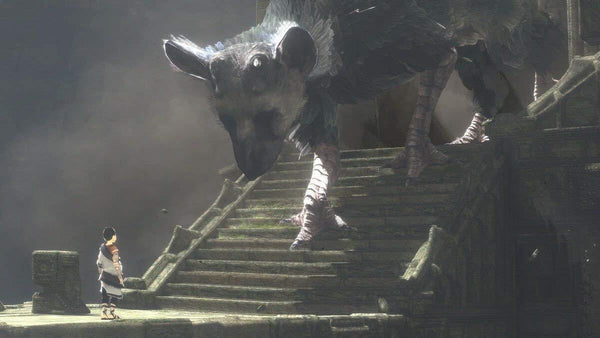 The Last Guardian For PlayStation 4 - Region 1