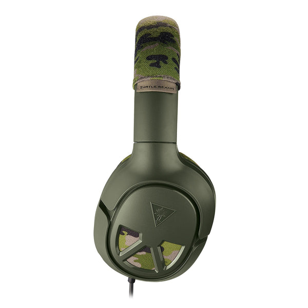 PlayStation - Turtle Beach Ear Force Recon Camo Wired Gaming Headset For Xbox One, PlayStation 4, PC, Switch & Mobile