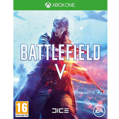 Battlefield V For Xbox One - Region 2 ( Arabic )