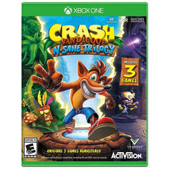 Crash Bandicoot N. Sane Trilogy For Xbox One - Region 1