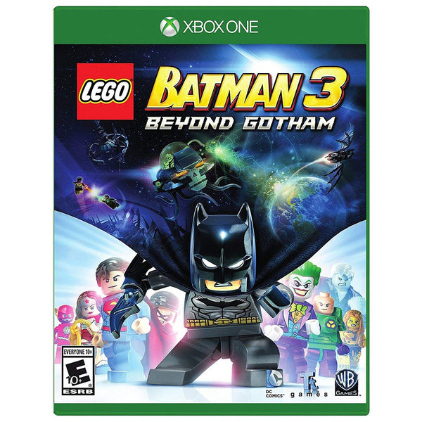 LEGO Batman 3 Beyond Gotham For Xbox One - Region 1