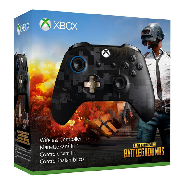 Microsoft Xbox One Wireless Controller - PLAYERUNKNOWN'S BATTLEGROUNDS Limited Edition