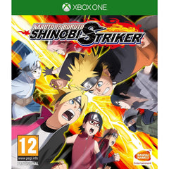 Naruto To Boruto Shinobi Striker For Xbox One - Region 2