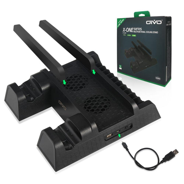 OIVO Vertical Cooling Stand Compatible with Xbox ONE