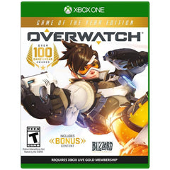Overwatch Game of the Year Edition For Xbox - Region 1