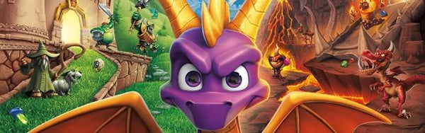 Spyro Reignited Trilogy For Xbox One - Region 2