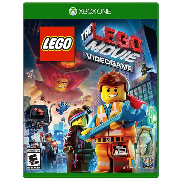 The LEGO Movie Videogame For Xbox One - Region 1