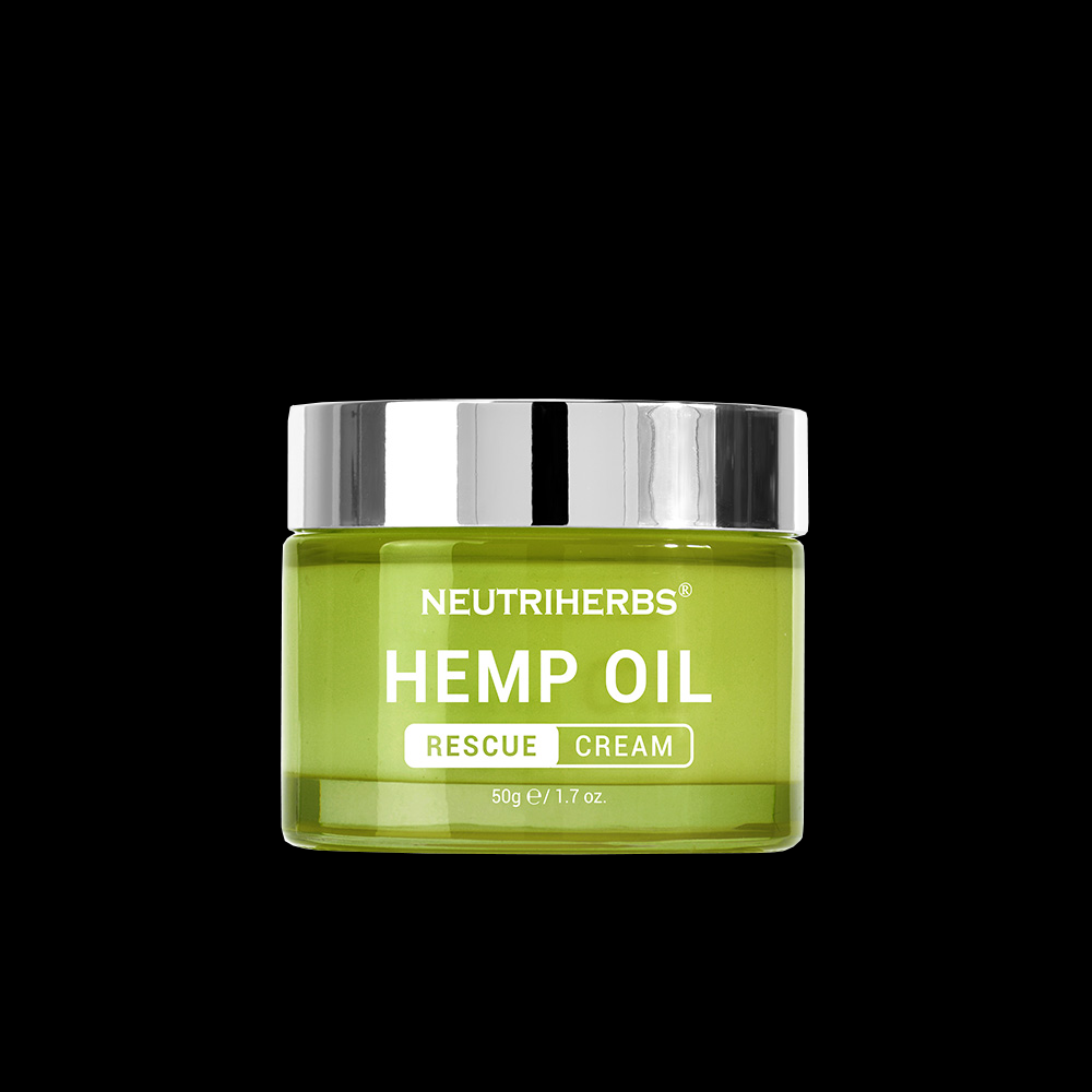 Hemp Oil Rescue Cream