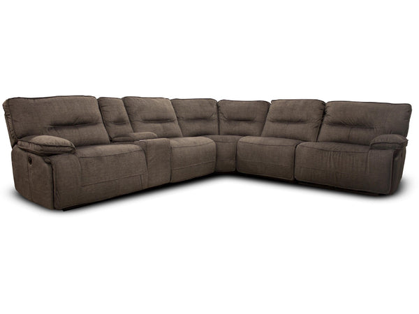 Channing Fabric Sectional