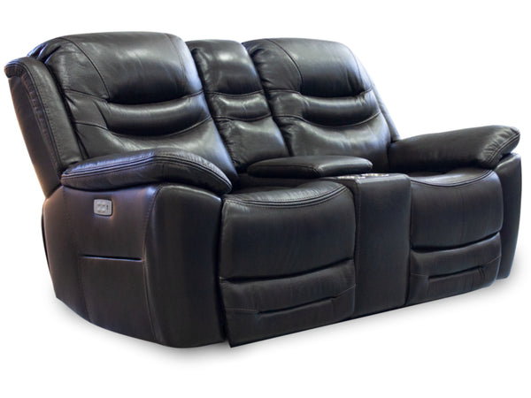 Keswick Reclining Loveseat With Console