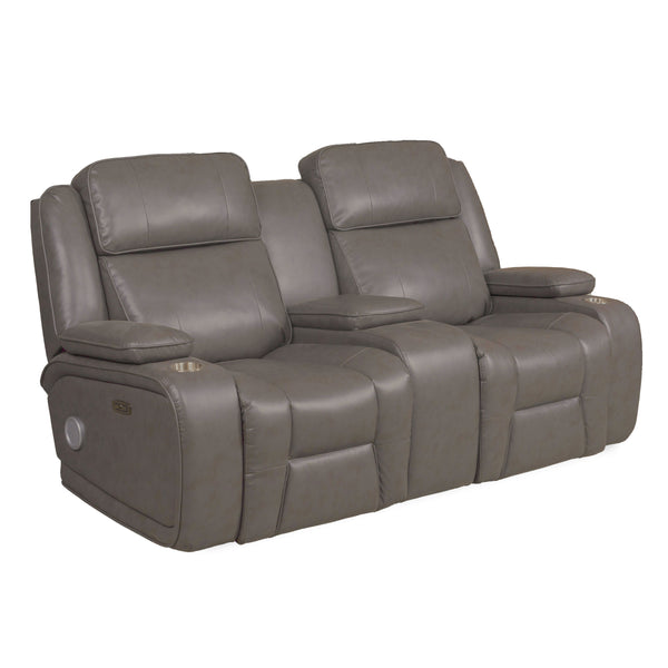 Torres Reclining Loveseat with Console