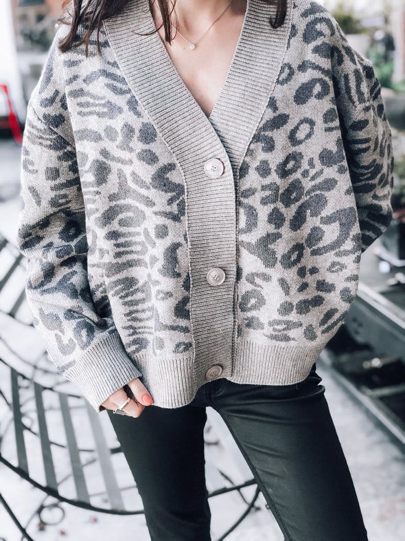 Cardigan Cheeta