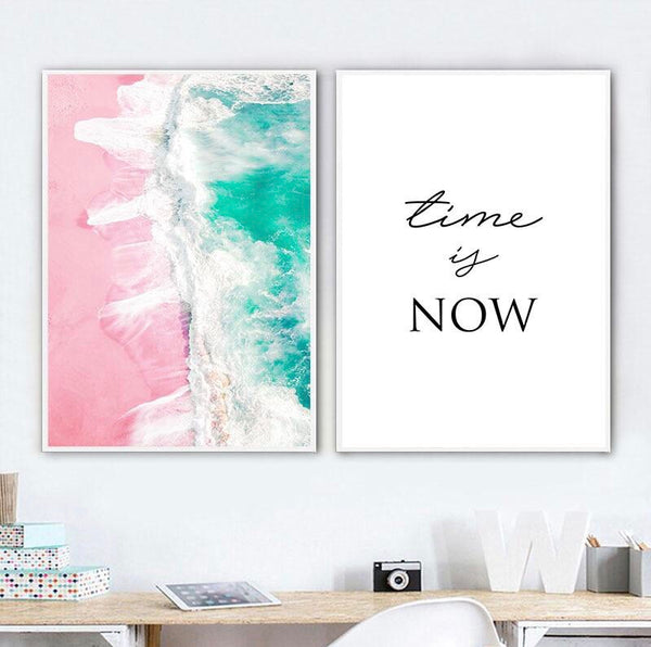 Coastal Beach - Time Is Now