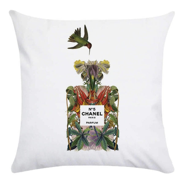 Chanel Nature Pillow Case