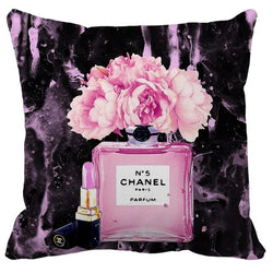 Chanel Rosé Splash Pillow Case