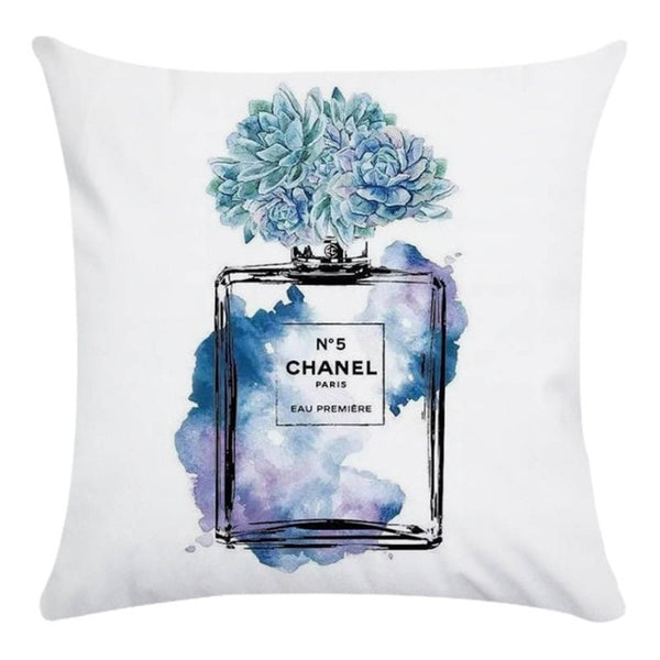 Chanel Bleu Pillow Case