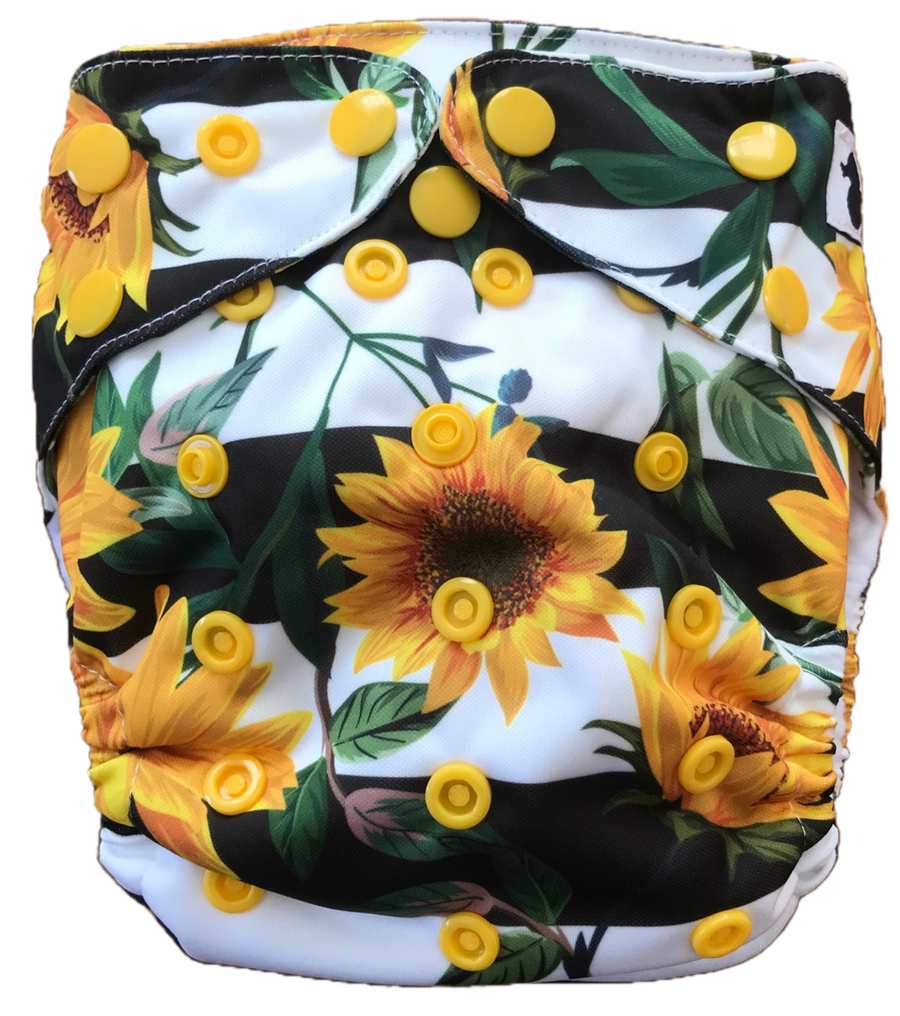sunflower nappy nz