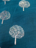 Mulberry Tree of Life Print Ladies Scarf