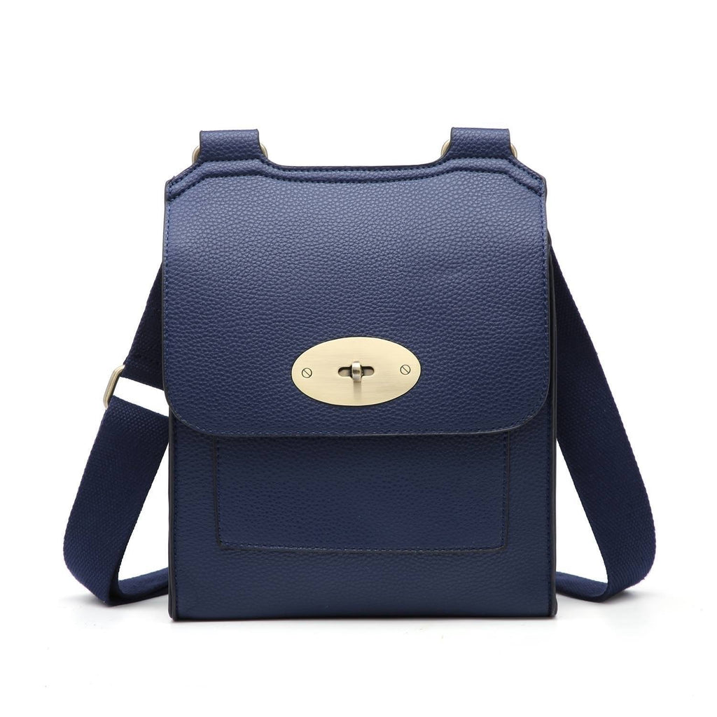 Navy Crossbody Style Bag